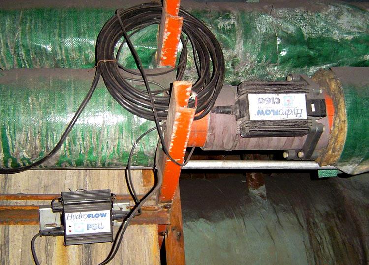 Защита от накипи водоохлаждаемого свода сталеплавильной печи на заводе Jinan Steel (Китай)