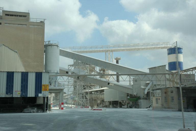 Применение Акваклер при производстве мела